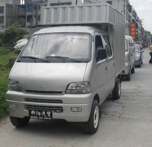 揭阳市柳阳汽车有限公司长安之星高清图片